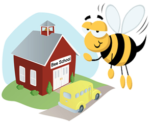 Image result for bees in school
