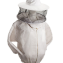 Ventilated Jackets with Round Veil